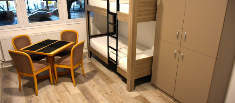 6-Bett-Zimmer