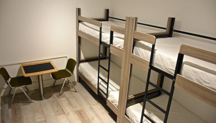 4-Bett-Zimmer